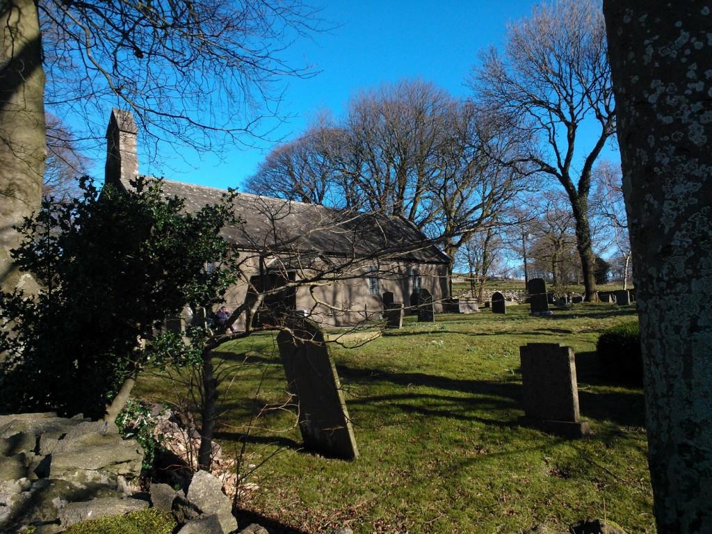 Helsington Church and grounds