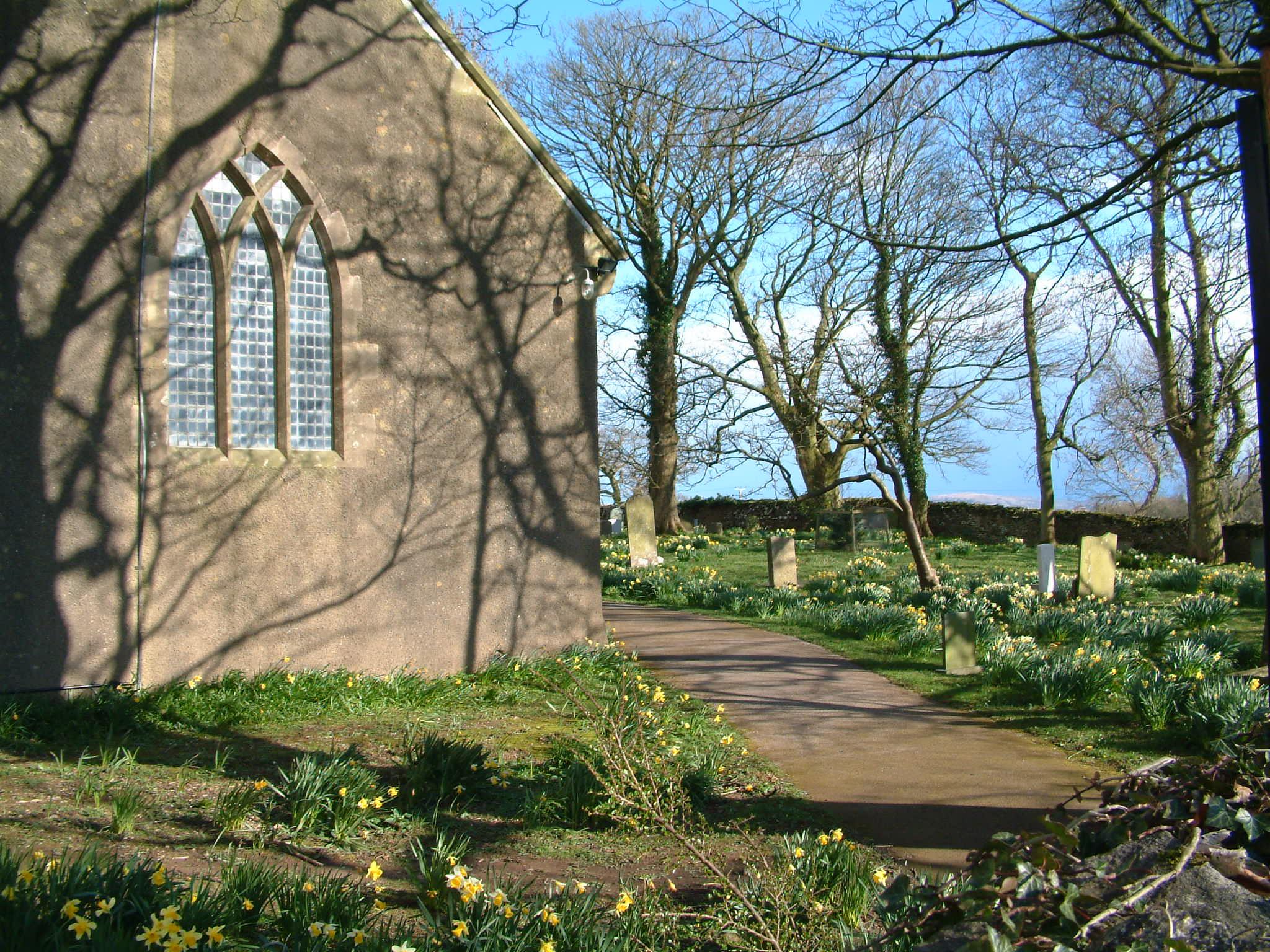 St Johns Church Helsington